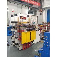 江苏拓威四柱式平板硫化成型机厂家