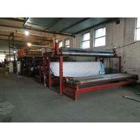 河北邦尼供应 2.2米幅宽 PVC地板革生产线 自动化卷取