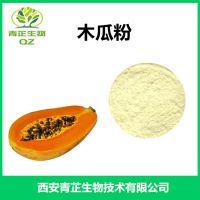 木瓜粉 植物提取物 厂家现货 青芷生物