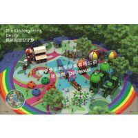 西安幼儿园教玩具西安幼儿园游乐设施西安幼儿园组合滑梯