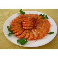山东对虾批发 冷冻海虾青虾价格