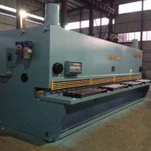 通用各类板材材质的剪板机-江苏巨龙QC11Y液压闸式剪板机