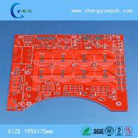 激光胶毛PCB电路板FR4单双面FPC柔性电路板软性排线,成悦电子钢性铜电解铜料直销产品