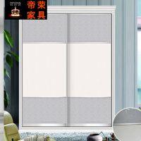 免漆衣柜推拉门和油漆衣柜门,哪个更适合我们?