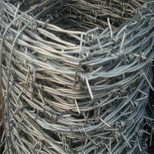 刺丝网每卷多少米 拉刺丝网 钢丝绳