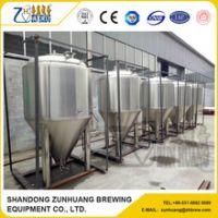 尊皇ZH-500L啤酒发酵罐不锈钢、