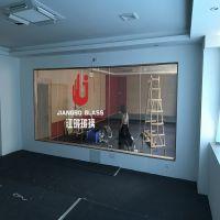 定制 录播教室单向玻璃 课堂观摩室单反玻璃 监控室玻璃