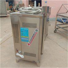 这个年代流行的节能蒸汽机 湖南酒店厨房蒸箱专用燃气锅炉 煮豆浆蒸汽发生器价格