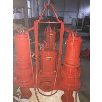 配搅拌机潜水吸沙泵,吸沙浓度大效率高