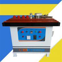 供应匠友汇FQ-158手动封边机家具厂专用台式小型家具板材橱柜木门木工机械封边机