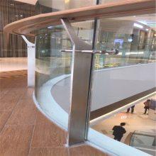 耀恒 厂家生产不锈钢工程立柱/玻璃立柱/商场扶手栏杆 可定制