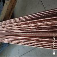 紫铜棒C1100光亮紫铜圆棒实心红铜棒