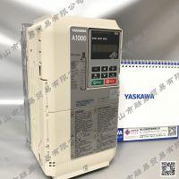 安川变频器A1000系列矢量型变频器CIMR-AB4A0023FBA 三相380V/7.5KW