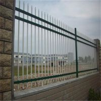 安装锌钢护栏会生锈吗