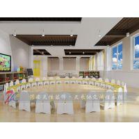 郑州幼儿园设计公司,幼儿园装修设计基础部分尤为重要