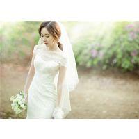 郑州哪里拍婚纱照好?娇小新娘挑选婚纱的一些小诀窍