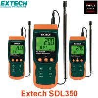 美国Extech SDL350手持式带数据记录功能热线式风速仪