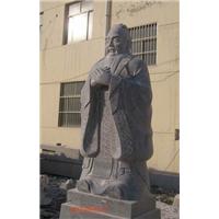 学校石雕孔子像,石雕人物雕塑,石栏杆,牌坊,石亭。石雕动物,影壁墙浮雕。15554440111