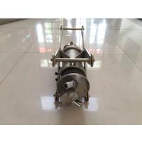 欧德森GH-450系列喷砂器,适用管径φ250-450mm, 干式喷砂机 手动喷砂