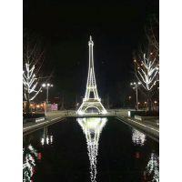 北京灯光节埃菲尔铁塔、玫瑰花海、时光隧道、风车节策划