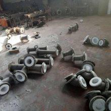上海供应耐腐蚀拱形陶瓷贴片耐磨弯头