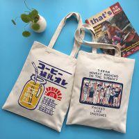 帆布袋定做手提简约韩国文艺帆布包女单肩包学生装书包环保购物袋