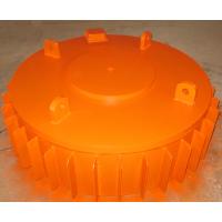 山东潍坊起工机械RCDB-8强力干式电磁悬挂除铁器