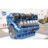 1200kw潍柴博杜安柴油发电机组 配置潍柴16M33D1400E310柴油机