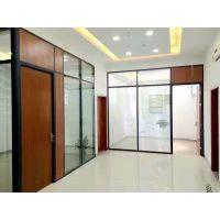 佛山恩雄82款玻璃隔断墙 打造高端大气的现代化办公室