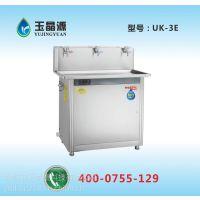 办公区100人专用饮水机|玉晶源UK-3E数码节能饮水机