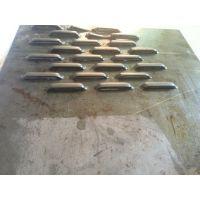 5*10mm长圆孔冲孔网 铝板装饰过滤网 声源降噪