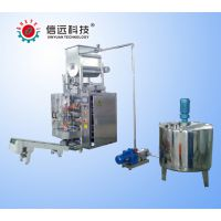 专业生产酱料膏体自动计量包装机