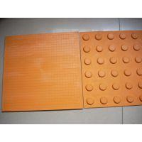 六盘水市塑胶盲道砖橡胶盲道砖出厂价