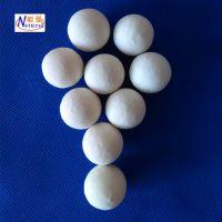 厂价供应氧化铝瓷球 陶瓷填料规格齐全20-30%惰性瓷球