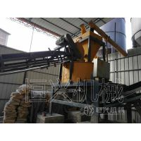 定州陶粒免蒸发泡砖生产线免蒸加气块切割机恒兴免蒸加气砌块设备行业技术领先