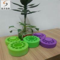 EVA泡绵 泡胶玩具浸胶海绵产品