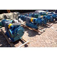 橡胶沥青循环增压泵NYP440B-RU-T2-W12保温夹套泵