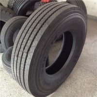 现货销售10R22.5真空子午线顺向花纹轮胎 全新耐磨电话15621773182