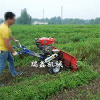 牧草收割机多少钱 苜蓿黑麦割晒机 芝麻艾草收割机视频