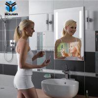 欧视显镜面电视浴室防水15.6寸-55寸安卓网络浴室智能镜子电视机