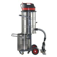 威德尔wx3610p工地建筑吸焊渣水垃圾苏州车间机床配套用工业吸尘器