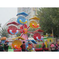 热销主题乐园游艺设备儿童观览车 金博游艺厂家批发价