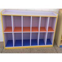 幼儿园实木儿童书包柜 现代简约储物柜收纳柜