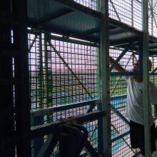 大庆脚手架防护网厂家 〈国帆〉爬架防护网