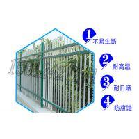 中山厂园拼装式栅栏质量好 连州烤漆防护围栏 烤漆护栏