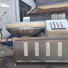 厂家热销高效香肠斩拌机 台湾烤肠专用设备