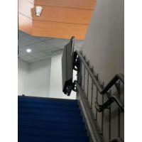 安阳市 哈尔滨市楼梯升降机 残疾人升降机供应平台定制 启运斜挂电梯