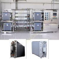 进口美国西门子EDI模块LXM10Z西门子1吨EDI膜堆高纯水设备