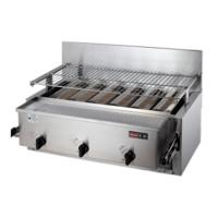 林内Rinnai燃气底火烧烤炉RGA-406B-CH 红外线商用底火燃气烤炉