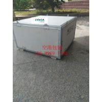 供应山东济南地区,流体设备专用外包装钢边木箱,厂家直销,尺寸可定制